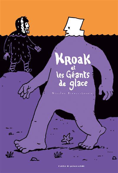 Kroak et les Géants de glace