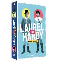 Coffret Laurel ou Hardy DVD