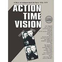 Action Time Vision A Story of Independent UK Punk 1976-1979 Inclus un livret de 64 pages
