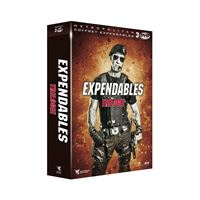 Expendables, coffret 3 films DVD