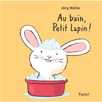 Petit Lapin Au Bain Petit Lapin