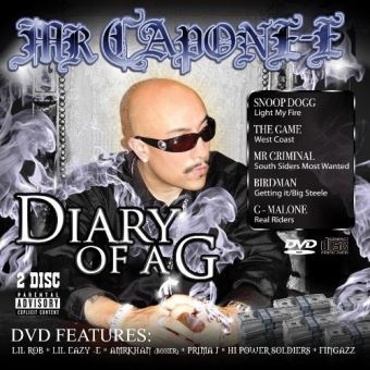 Diary of a g/inclus dvd