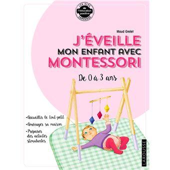 Eveiller son enfant avec Montessori