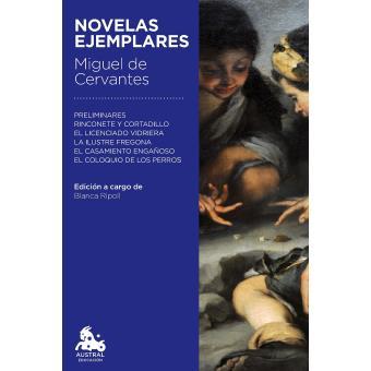 Novelas ejemplares seleccion-cervan