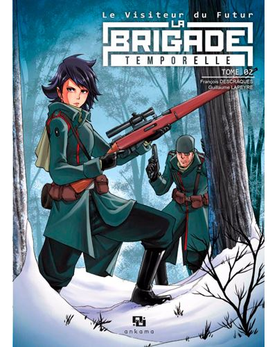Le manga du Visiteur du Futur : La Brigade Temporelle - Page 15 La-brigade-temporelle