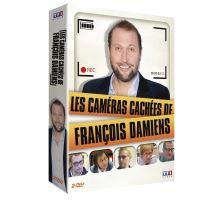 Coffret François Damiens Intégrale des caméras cachées DVD