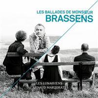 BALLADES DE MONSIEUR BRASSENS