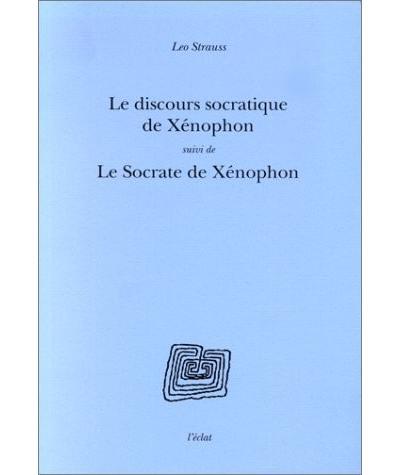 Le discours socratique de xenophon