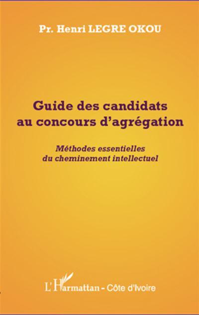 Guide des candidats au concours d'agrégation