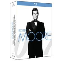 Coffret Bond Roger Moore Blu-ray