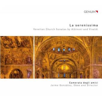 La Serenissima-Kirchensonaten Aus Venedig
