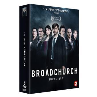 BroadchurchBroadchurch Saisons 1 et 2 Coffret DVD