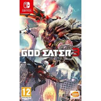 God eater 3 NL SWITCH
