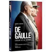 Coffret De Gaulle l'éclat et le secret DVD