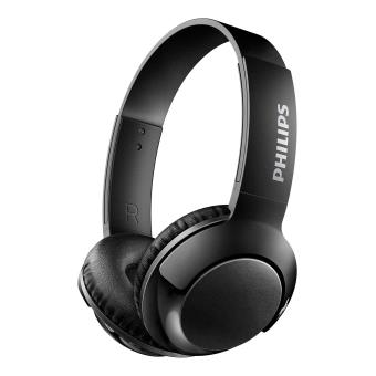 Casque audio Philips Bass+ SHB3075 Bluetooth Noir