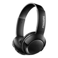 Koptelefoon Philips Bass + SHB3075 Bluetooth Black