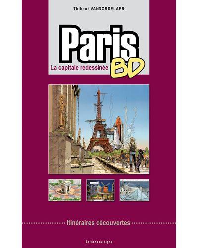 Bd la capitale redessinée Paris