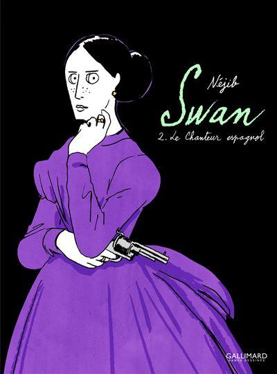 Swan (Tome 2-Le Chanteur espagnol)