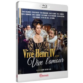 Vive Henri IV... Vive l'amour Blu-ray