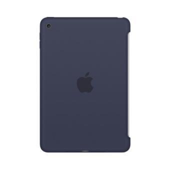 Apple iPad Mini 4 Silicone Case - Dark Blue