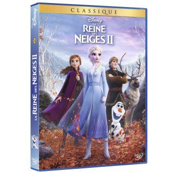 La Reine Des Neiges 2 Dvd Dvd Zone 2 Achat Prix Fnac