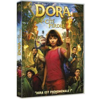Dora l'exploratriceDora et la Cité perdue DVD