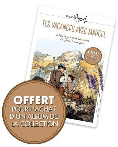 M. Pagnol en BD : Marius - volume 1 + cahier de jeux