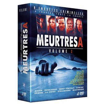 Meurtres àMeurtre à... Volume 2 DVD