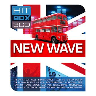 Hit box 3CD New Wave
