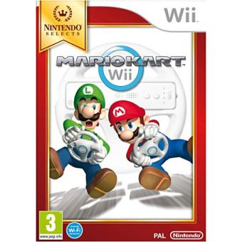 mario kart wii gamme selects jeux vid o achat prix fnac. Black Bedroom Furniture Sets. Home Design Ideas