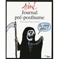 Journal pré-posthume