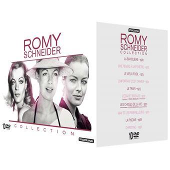ROMY SCHNEIDER-FR-10DVD