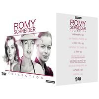 Coffret Romy Schneider 10 Films DVD