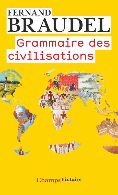 Grammaire des civilisations - 9782081443297 - 11,99 €