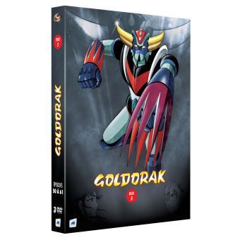 GoldorakGoldorak Saison 1 Volume 5 DVD