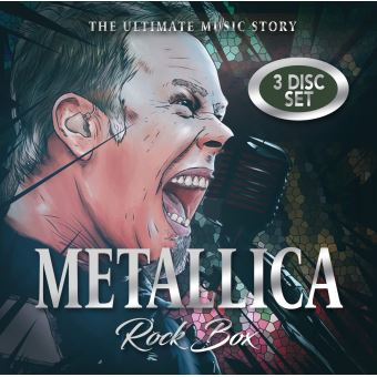 Rock Box Inclus DVD