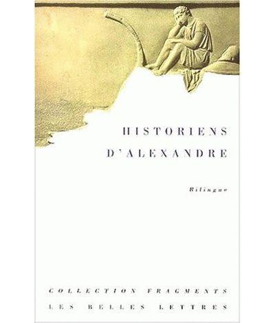 Les historiens d'Alexandre