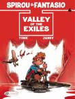 Spirou & Fantasio - tome 4 Valley of the Exiles