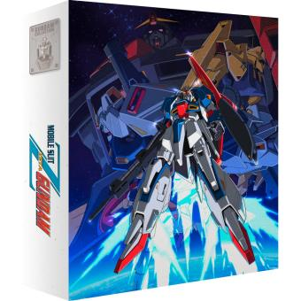 Mobile Suite GundamMOBILE SUIT ZETA GUNDAM/PART1 ECT COLLECTOR-2BLURAY-VOSTVF