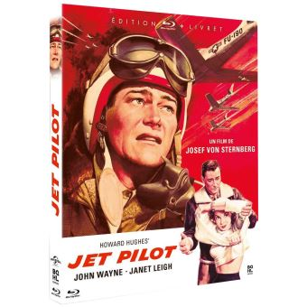 Jet Pilot Blu-ray