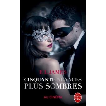 Fifty shadesCinquante nuances plus sombres (Cinquante nuances, Tome 2) - Edition film