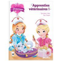 Apprenties vétérinaires