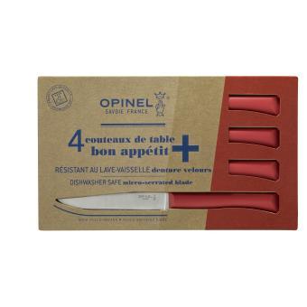 OPINEL BON APPETIT PLUS BOX RED