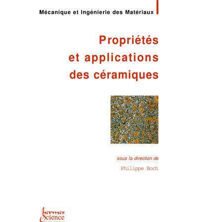 Propriétés et applications des céramiques
