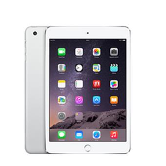 "Apple iPad mini 3 16 Go Wifi + 4G Argent 7,9"" MGHW2"