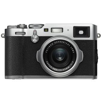 Fujifilm X100F Compacte Camera Silver
