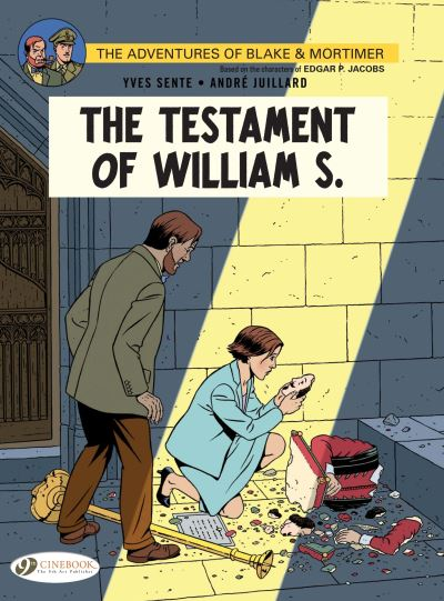 Blake & Mortimer - tome 24 The testament of William S.