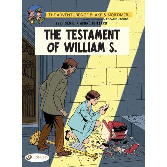 Blake et MortimerBlake & Mortimer - tome 24 The testament of William S.