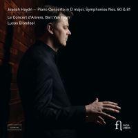Concerto pour piano en re majeur Symphonies Nos. 80 et 81