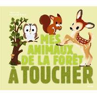 Mes animaux de la forêt à toucher